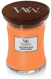 Svece WoodWick Candle Chilli Pepper Gelato 275g