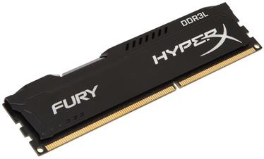 Kingston 4GB 1866MHz DDR3L CL11 HyperX Fury Black HX318LC11FB/4