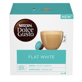 Кофе в капсулах Nescafe Dolce Gusto Flat White, 16 шт.