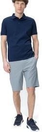 Audimas Wrinkle Free Stretch Fabric Shorts Grey 52