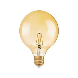 Lampa led Osram G125, 7W, E27, 2500K,  725lm