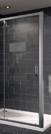 Huppe X1 Sliding Glass 140x190cm Transparent