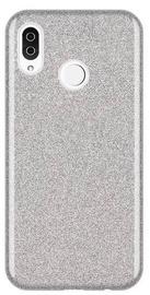 Wozinsky Glitter Shining Back Case For Xiaomi Redmi Note 7 Silver