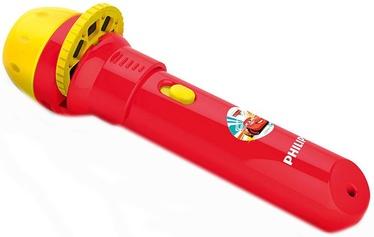 Philips Disney Cars LED Projector&Flash Light 717883216