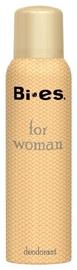 Dezodorants sievietēm BI-ES For Woman, 150 ml