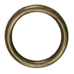 Profi-Styl Cornice Ring D16mm Gold 10pcs