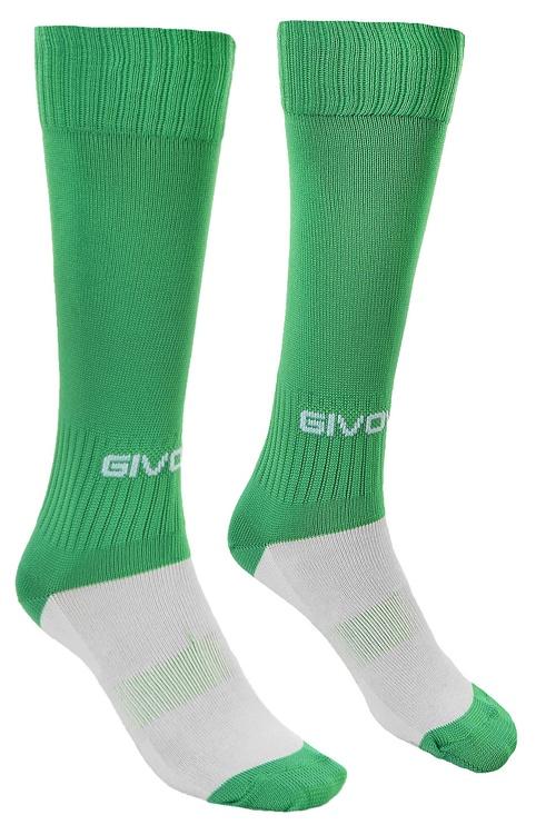 Zeķes Givova Calcio Senior Green, 1 gab.