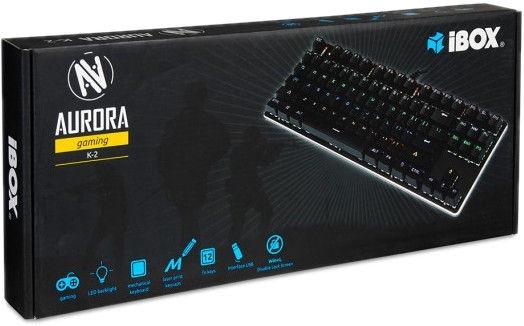 iBOX AURORA K-2 Mechanical Gaming Keyboard