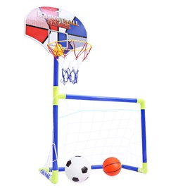 Rotaļu kompl. 2in1 foot/basket 520062011