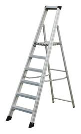 Elkop SHRP 812 Alu Builder Ladder w/ Platform 2.53m