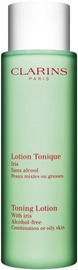 Clarins Toning Lotion Alcohol Free Oily Skin 200ml