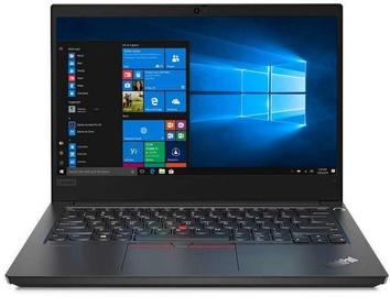 Ноутбук Lenovo ThinkPad E E14 Black 20T6000UPB PL, AMD Ryzen 3, 8 GB, 256 GB, 14 ″