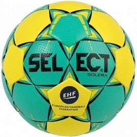 Select Solera Mini EHF 2018 Ball Green/Yellow