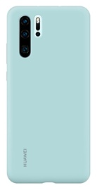 Huawei Silicone Back Cover for Huawei P30 Pro Light Blue