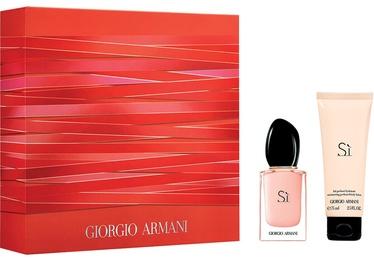 Komplekts sievietēm Giorgio Armani Si Fiori, 105 ml