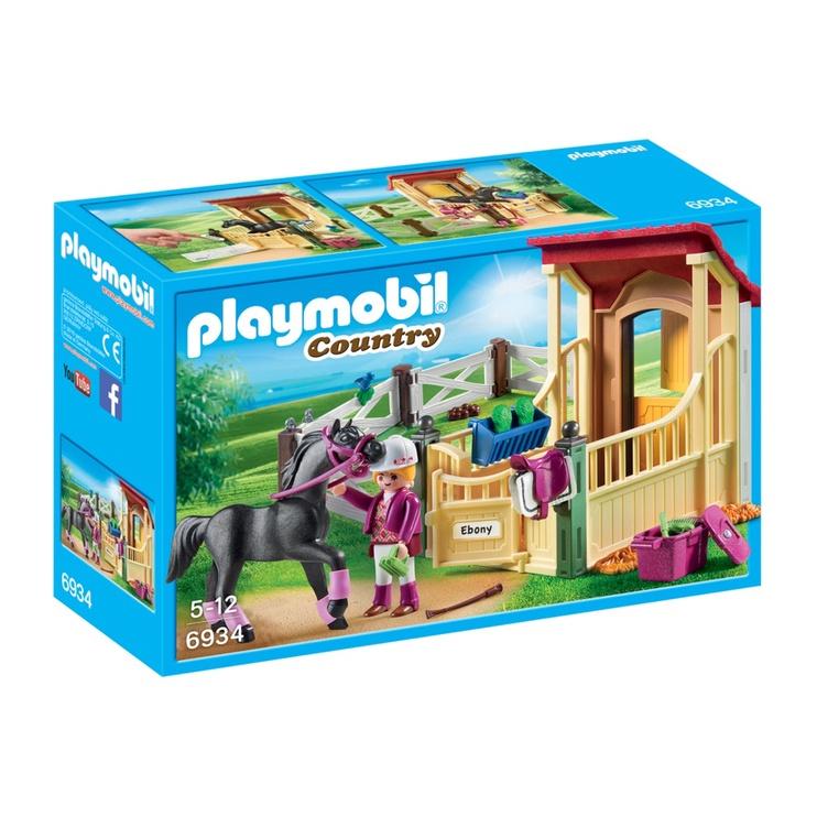 Конструктор Playmobil Horse Stable 6934