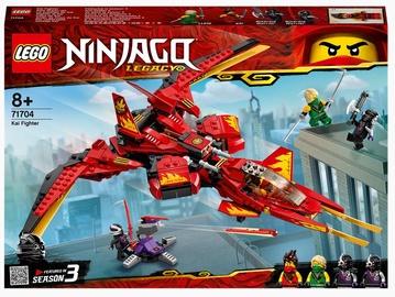 Konstruktors LEGO®Ninjago Cīnītājs Kai 71704