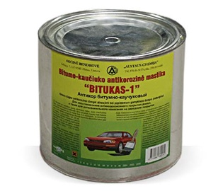 SN Bitumen Coating Bitukas-1 3l