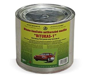 Mastika SN Bitumen Coating Bitukas-1 3l