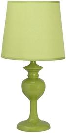 Candellux Berkane 40W E14 Table Lamp Green