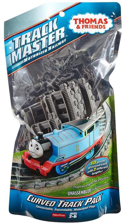 Направляющие Fisher Price Thomas & Friends TrackMaster Expansion Pack DFM55