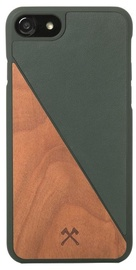 Woodcessories EcoSplit Back Case For Apple iPhone 7/8 Cherry/Green