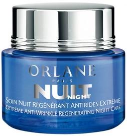 Sejas krēms Orlane Extreme Anti Wrinkle Regenerating Night Care, 50 ml