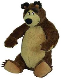 Mīkstā rotaļlieta Simba Masha & The Bear Sitting, 25 cm