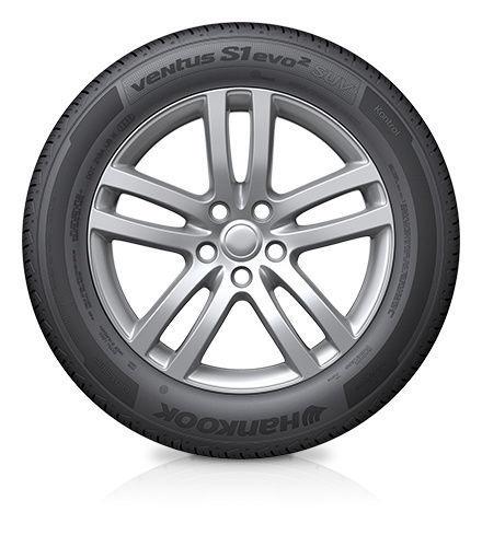 Летняя шина Hankook Ventus S1 Evo2 SUV K117A, 285/35 Р22 106 Y XL