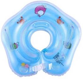 Надувное колесо детское, синяе