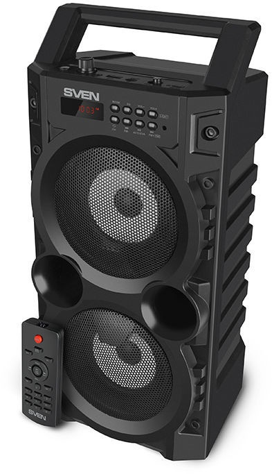 Bezvadu skaļrunis Sven PS-440, melna, 20 W