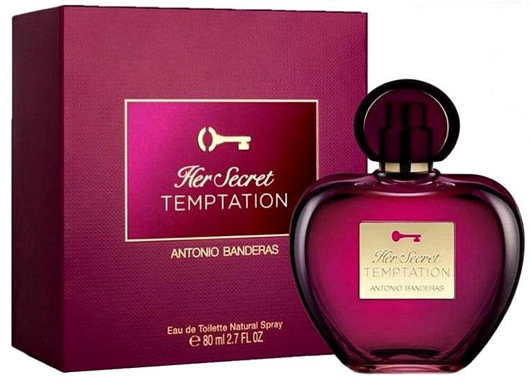 Духи Antonio Banderas Her Secret Temptation 80ml EDT