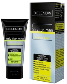 Крем для лица Bielenda Only for Men Super Mat Moisturizing Anti-Shine Gel, 50 мл