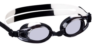 Beco Barcelona Adult Goggles Black/White