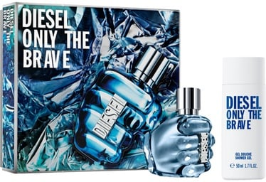 Diesel Only The Brave 2pcs Set 85ml EDT