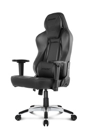 Biroja krēsls AKRacing Obsidian Black