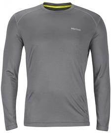 Krekls ar garām piedurknēm Marmot Mens Long Sleeve Shirt Windridge Cinder XXL