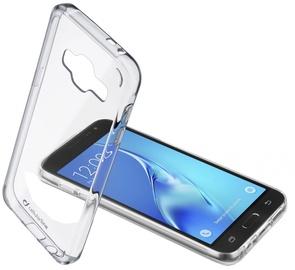 Cellular Line Duo Back Case For Samsung Galaxy J3 J320 Transparent