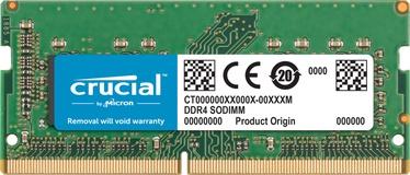 Operatīvā atmiņa (RAM) Crucial Memory For Mac CT8G4S266M DDR4 8 GB CL19 2666 MHz
