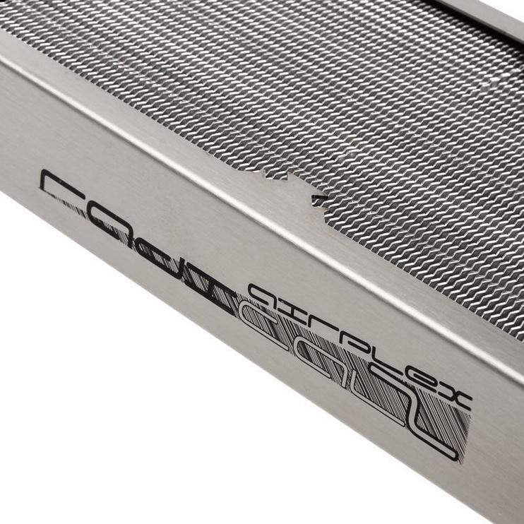 Aqua Computer Airplex Radical 2/240mm Aluminium