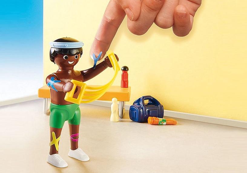 Конструктор Playmobil City Life Physical Therapist 70195
