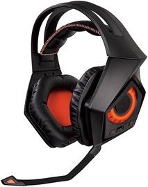 Игровые наушники Asus ROG Strix Wireless Black/Red