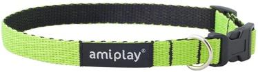 Kaklasiksna Amiplay Twist, zaļa, 500 mm