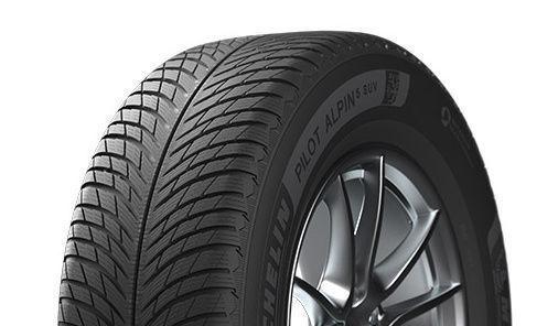 Ziemas riepa Michelin Pilot Alpin 5 SUV, 265/45 R20 108 V XL C C 71