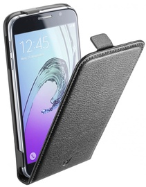 Cellular Line Flap Essential Case For Samsung Galaxy A5 A510 Black