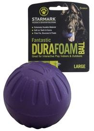 Игрушка для собаки Starmark Fantastic DuraFoam Ball L Violet