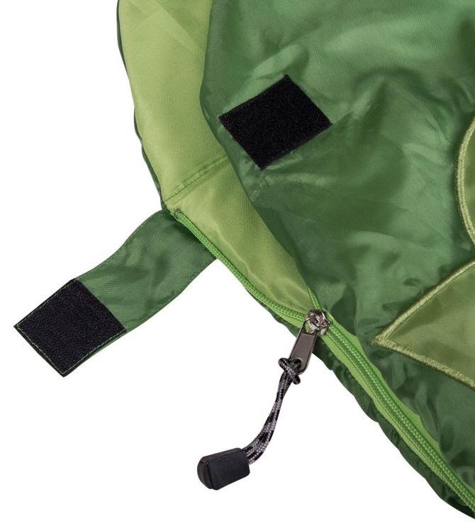 Guļammaiss Spokey Sleepyzoo 837195 Green, 145 cm