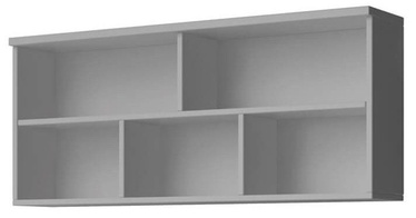 Idzczak Meble Hanging Shelf Smyk II 09 White/Gray