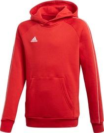 Adidas Core 18 Hoodie JR CV3431 Red 128cm