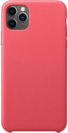 Hurtel Eco Leather Back Case For Apple iPhone 11 Pro Pink